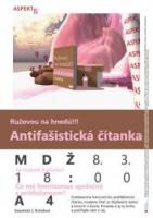 Ružovou na hnedú!!! MDŽ s antifašistickou čítankou